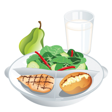 The diabetes diet eating healthy meal plans cornerstones4care diabetes friendly recipes forumfinder Choice Image